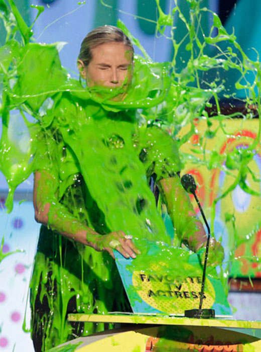 Kara gets slimed.jpg