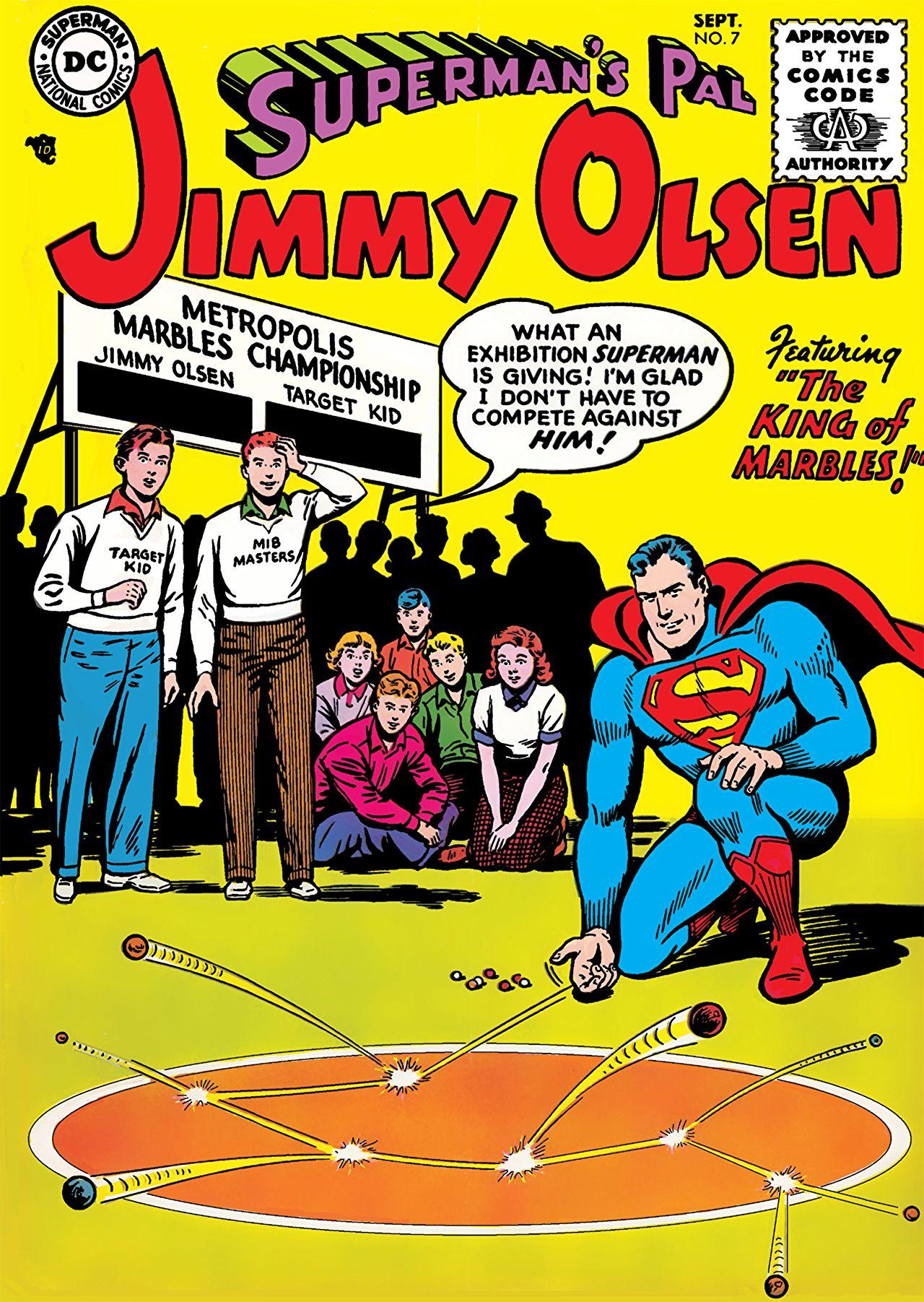 Jimmy Olsen - King of Marbles.jpg