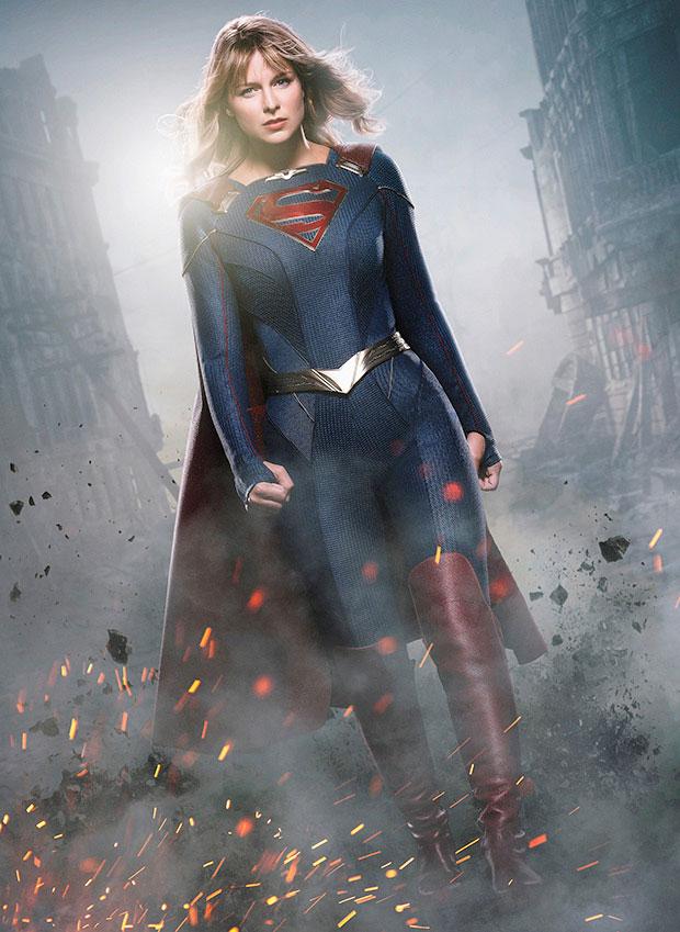 Supergirl TV Show | Supergirl TV Series | New Supergirl