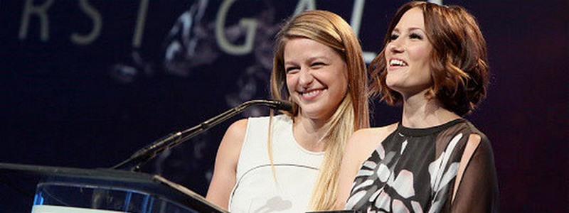 Melissa & Chyler at Thirst Gala