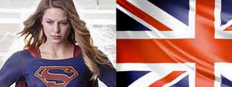 Supergirl UK Returns in March