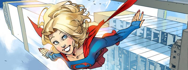 Adventures of Supergirl Ch 1