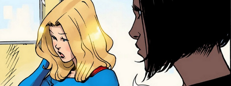 Adventures of Supergirl Ch. 2