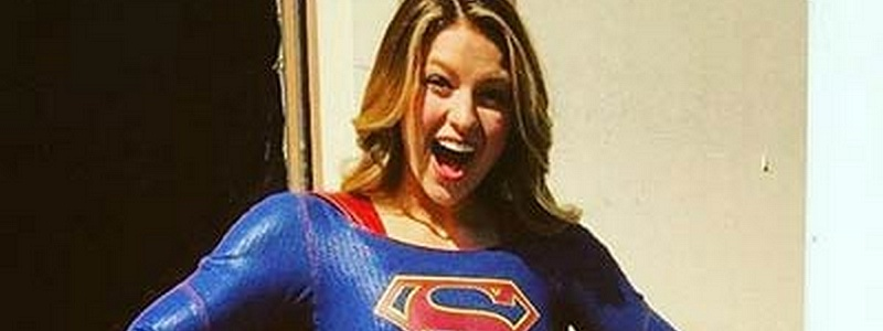 Supergirl Season 2 is a GO