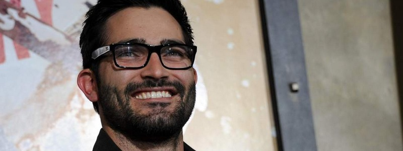 Tyler Hoechlin is Superman