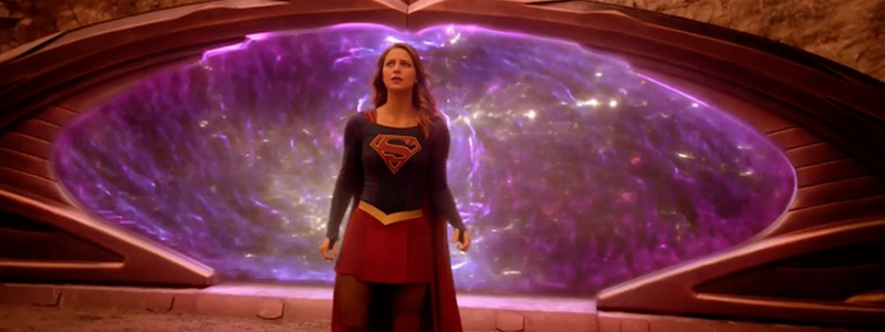 Supergirl Lives Trailer