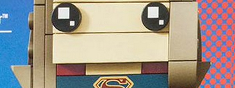 Lego Brickheads Collectibles at SDCC