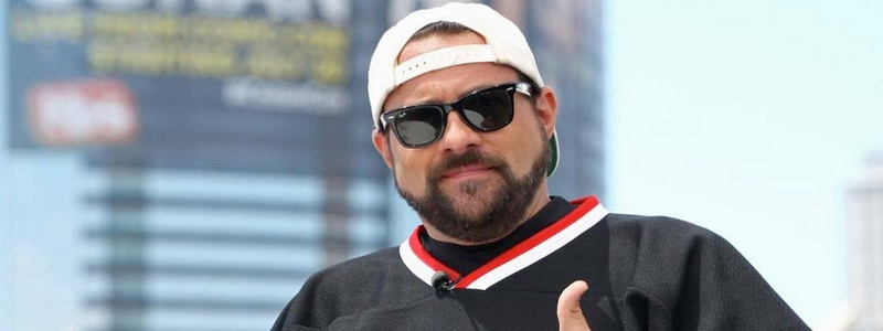 Kevin Smith Goes for Directing Hat Trick