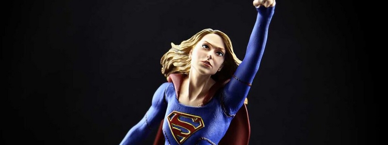 Win An Icon Heroes Supergirl Figure