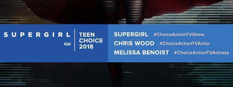 Teen Choice Nominations 2018