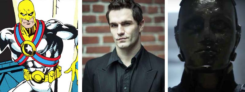 Sam Witwer Joins Supergirl as Agent Liberty
