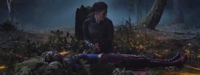 Best Scene in Supergirl So Far Winner