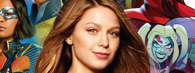 Supergirl Takes Center Stage on TV Guide