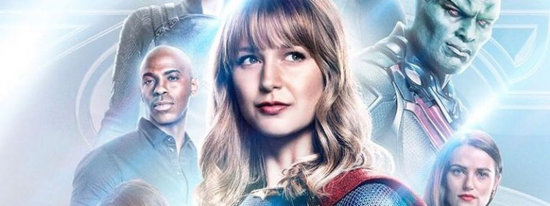 Supergirl TV Show | Supergirl TV Series | New Supergirl