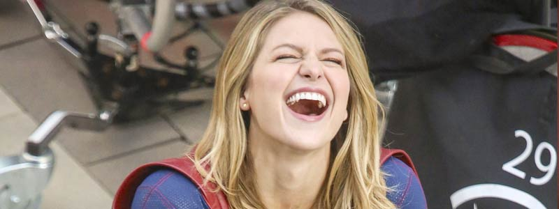 Supergirl Season 5 Blooper Reel