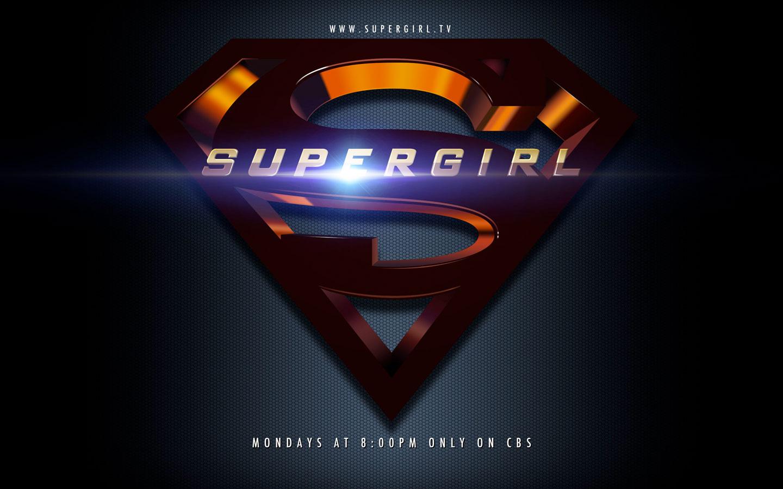 supergirl logo wallpaper wwwpixsharkcom images
