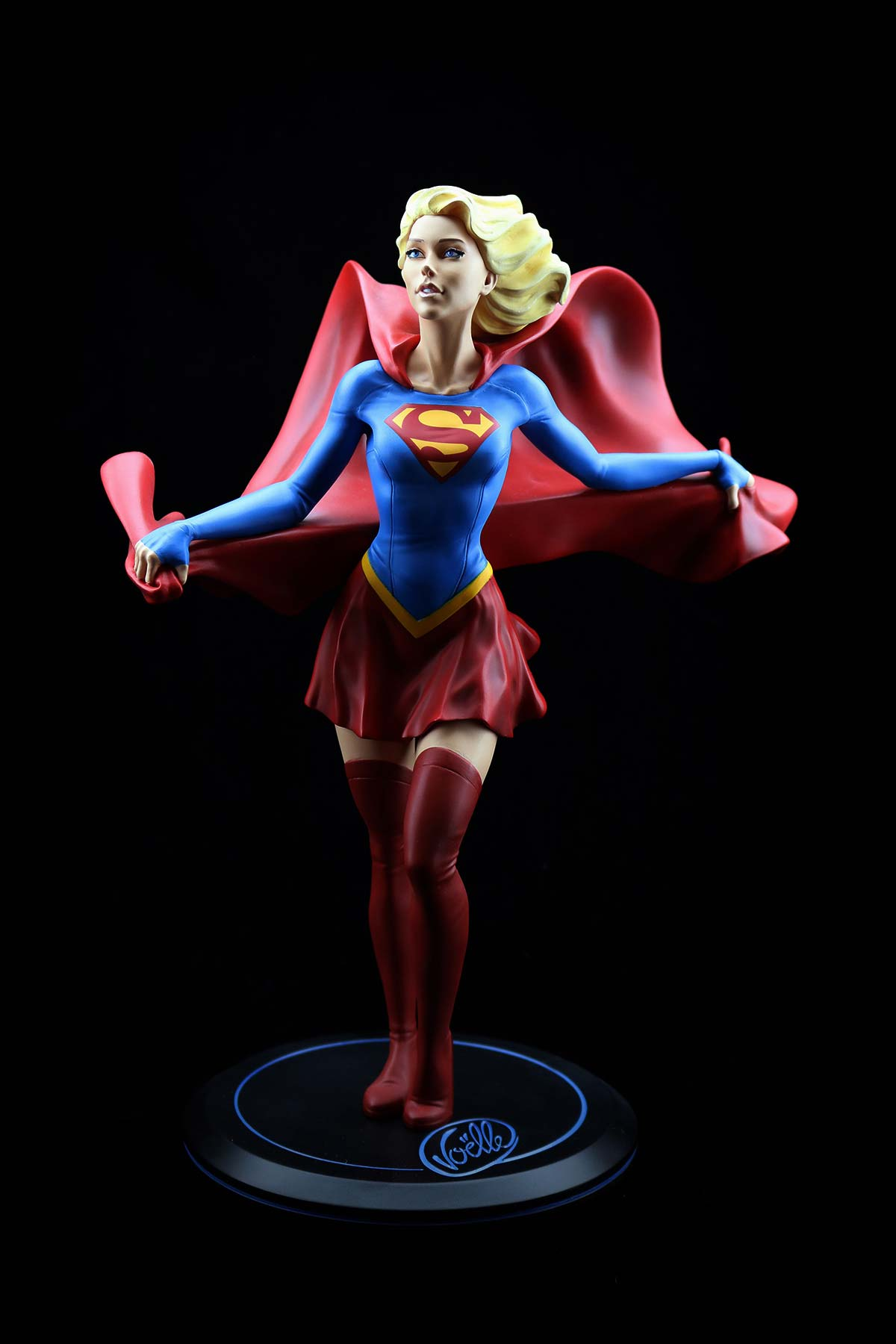 Dc Collectibles Supergirl Figure Giveaway