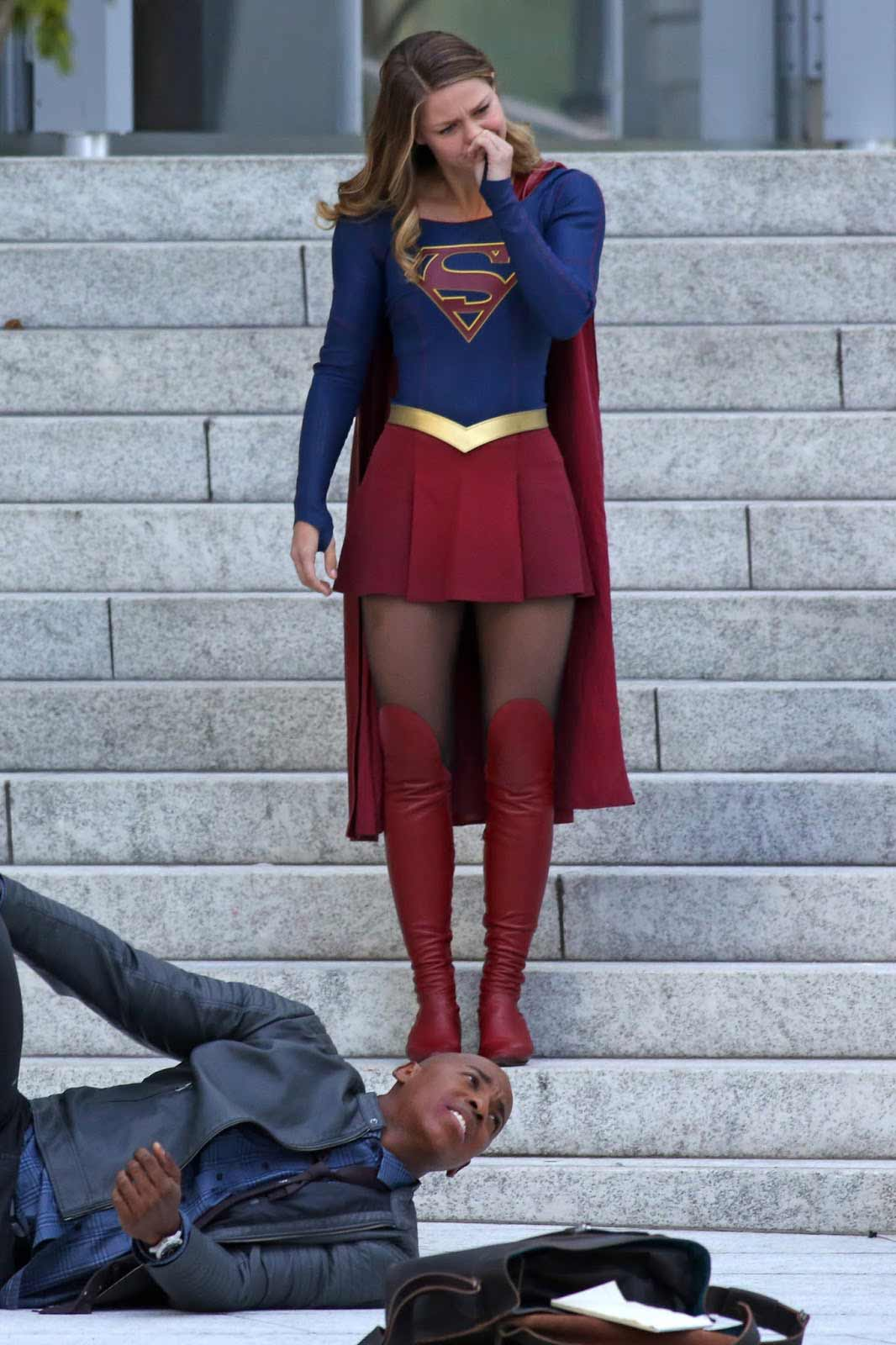 Supergirl S Shoes